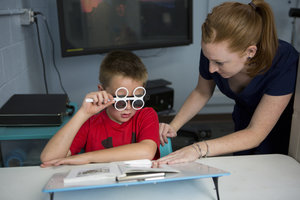 Vision requires much more than 20/20.There are 17 visual skills necessary for reading and learning! When there is a problem with any of those visual skills, performance in school and life can be negatively impacted.Vision Therapy allows an individual to learn how to use those visual skills