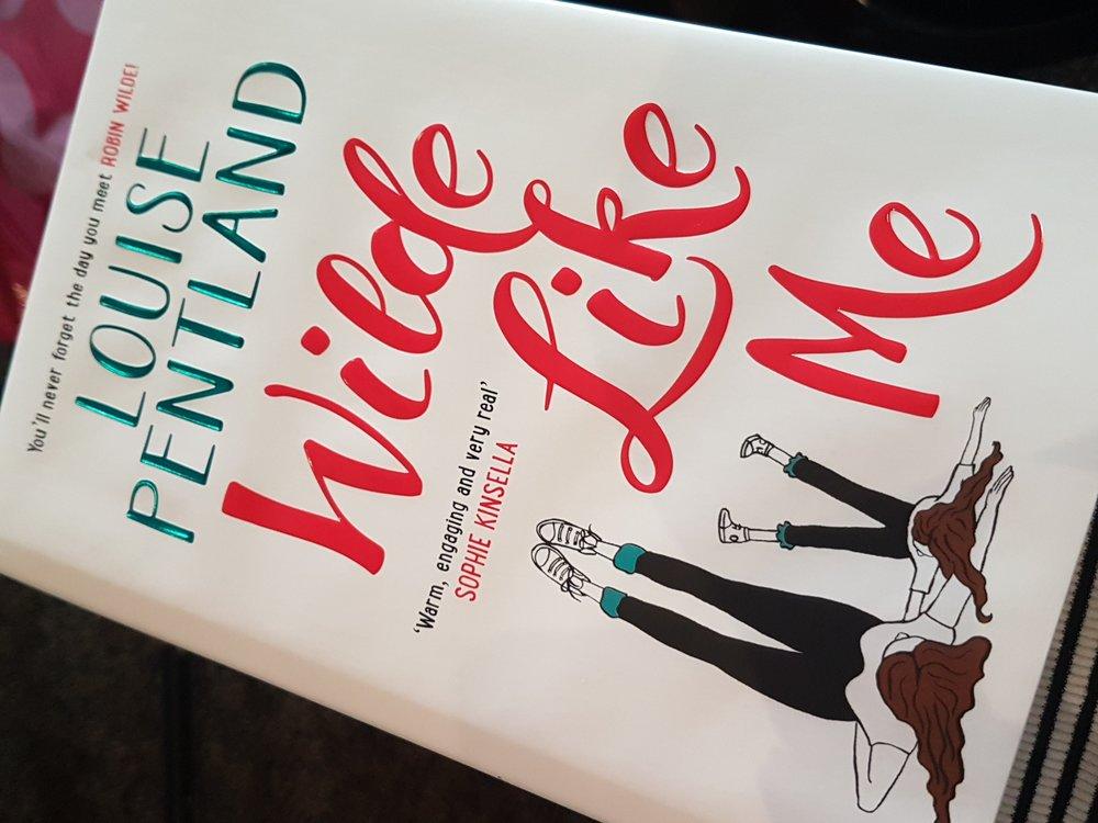 Wilde Like Me by Louise Pentland