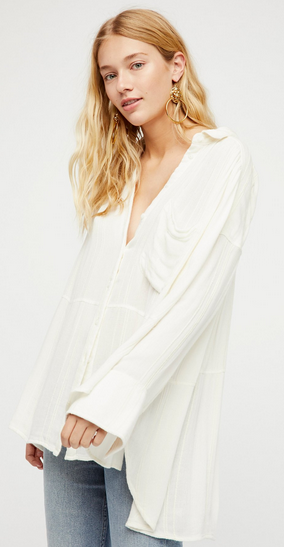 Cozy Nights Top - Free People