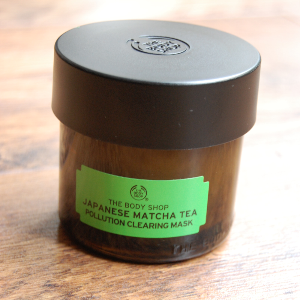 Japanese Matcha Tea Pollution Clearing Mask £16