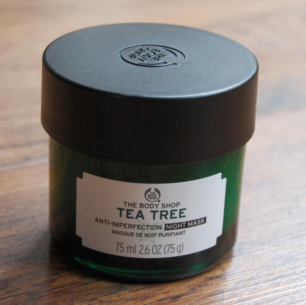 Tea Tree Anti-Imperfection Night Mask £12