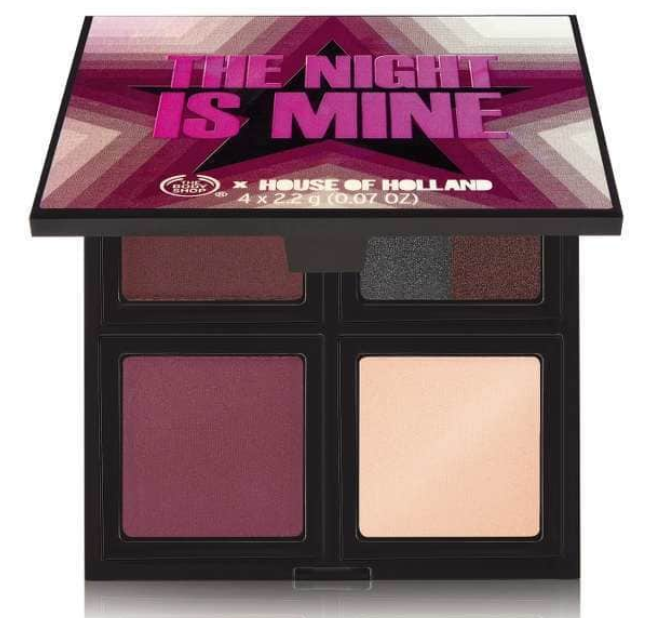 The Night is Mine Winter Trend Palette