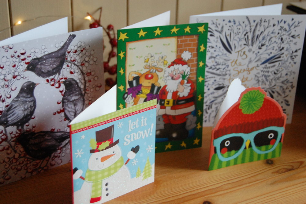 Do we really need Christmas cards this year?