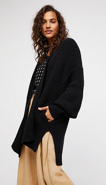 Nightingale cardigan