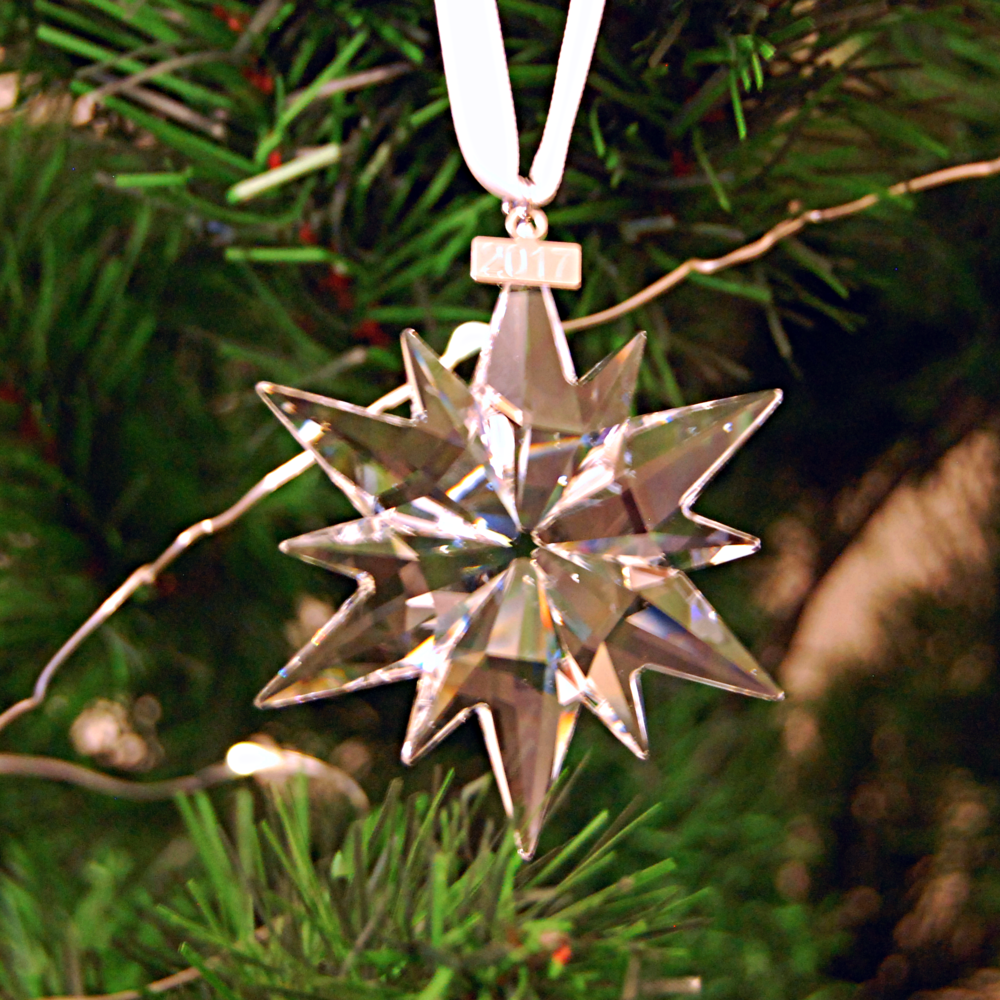 Swarovski Annual ornament