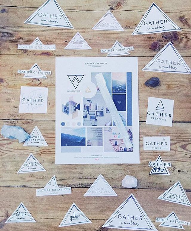 things here usually involve crystals 🙊✨🌸 creations in the making for our creative lil home over here!! 📷 @anastasia_whistler  #lifeatthespace  #atelier  #whistlercreatives  #workshops  #functionjunction  #crystals  #gather  #create