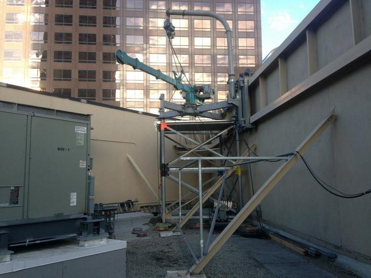 Crane 400 S. Hope