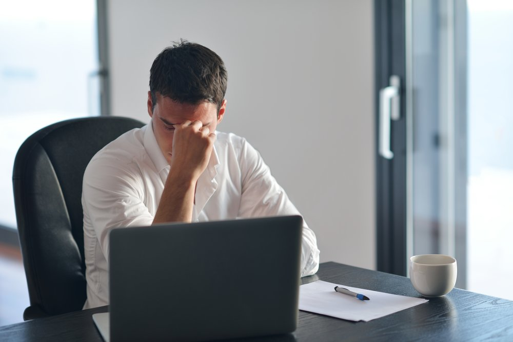 Struggling to find the passion and energy to get your work done? Anxiety may be the culprit.