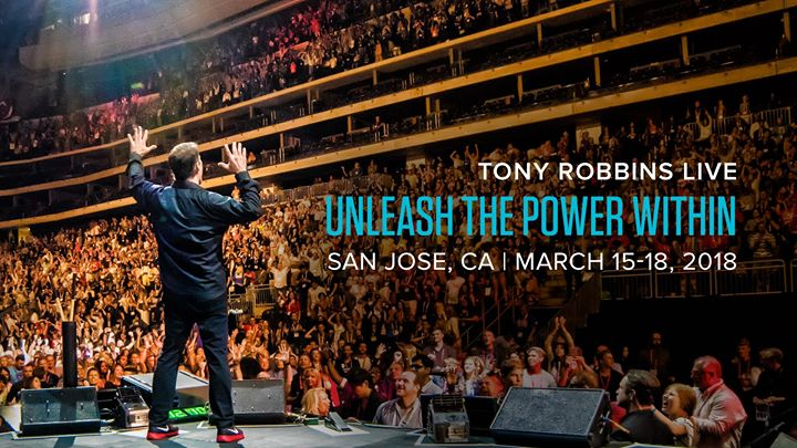 Tony Robbins Unleash The Power Within
