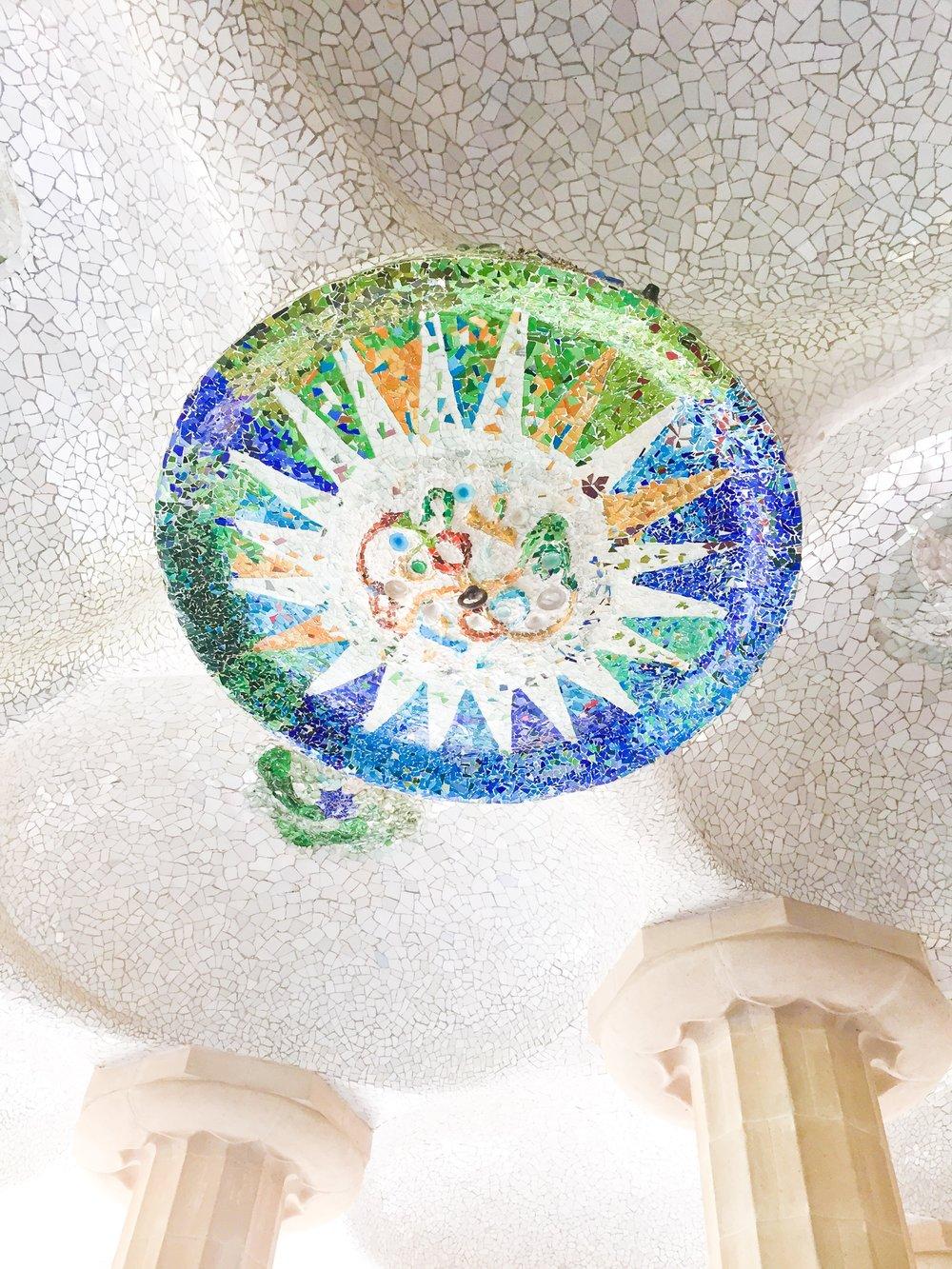 Ceiling mosaic.JPG