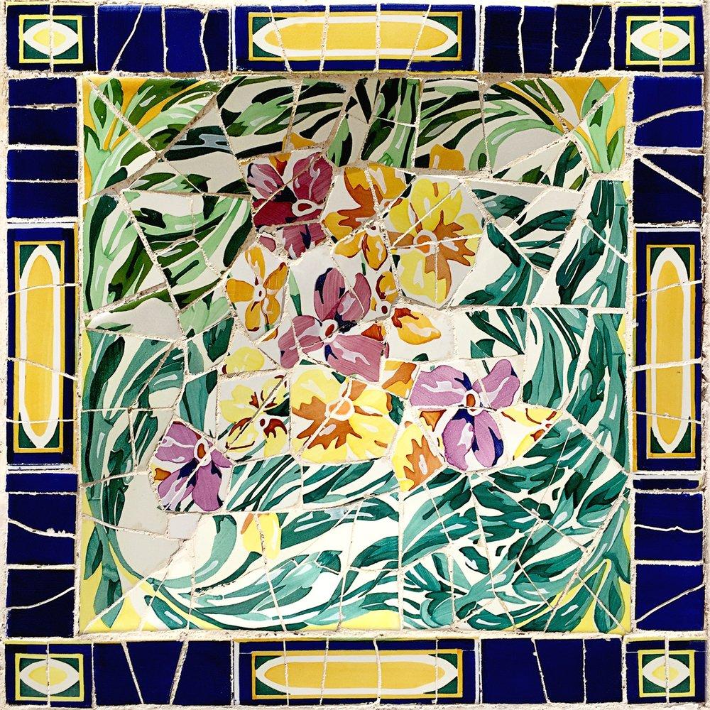 Park Guell Mosaic.JPG