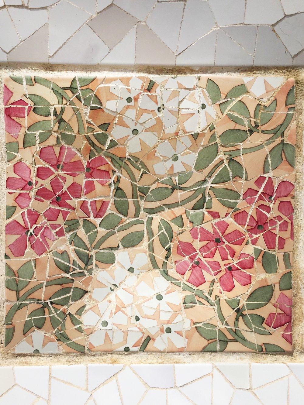 Gaudi mosaic.JPG
