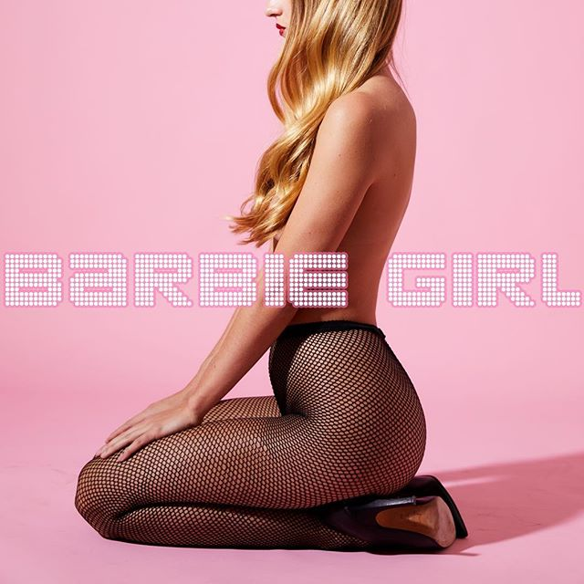 Our cover of Barbie Girl with @cigcigarette is coming out soon! Link in bio.  Photo by @llobet_photography #barbiegirl #barbie #barbie60