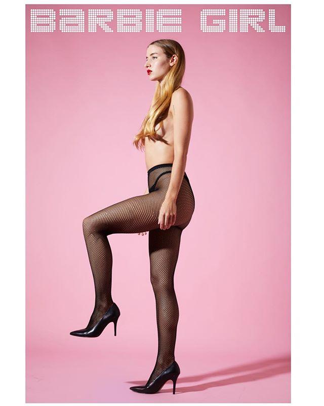 Life in plastic it's fantastic  Link in bio #barbiegirl  Photo by @llobet_photography