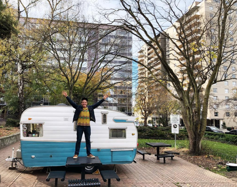 SEATTLE PARKS & REC - Seattle WA // November 9 - 21These events are funded by the Arts in Parks program. During the month of November, community members might notice a bright blue 1959 Shasta camper trailer in their neighborhood park.Flo Ware Park - Nov 9 - 11, 11a - 3pFirst Hill Park - Nov 12 - 14, 3 - 7pBallard Commons - Nov 16 - 18, 11a - 3pLake City Mini Park - Nov 19 - 21, 3 - 7p