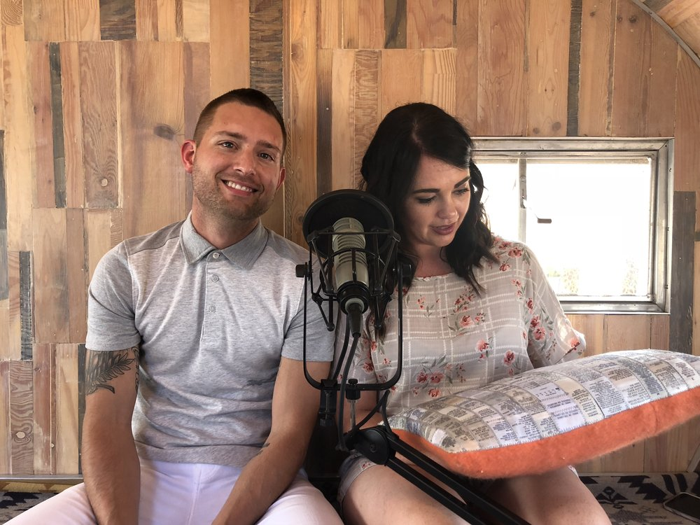 """- This episode talks a lot about the balancing act that we see in a two person creative business. You can hear how Samantha and Dustin have different visions, and together they create a more comprehensive balanced business. I think my two favorite quotes in this podcast are """"I work so hard to be different"""" and """"No matter how big we grow we want it to feel like a small business"""". That really sums up their ethos, be different, keep growing, never lose touch."""