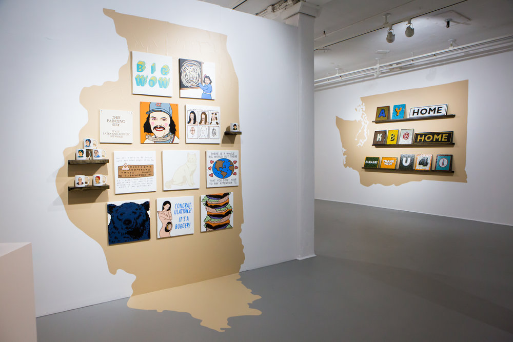 RINGLING COLLEGE OF ART & DESIGN - Sarasota FL | Dec 2019An upcoming exhibition of unique business models with augmented reality, podcasts & documentaries to spark and record conversations on what happens when entering the working world.