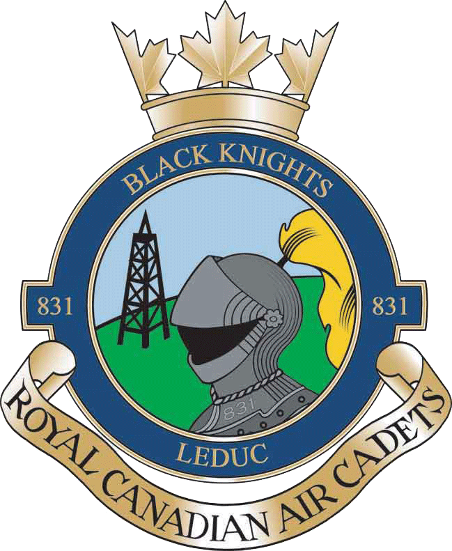 831 Black Knights Royal Canadian Air Cadet Squadron
