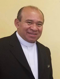 The Rev. César Hernández - Vicar and Latino Mission Developer for Colorado