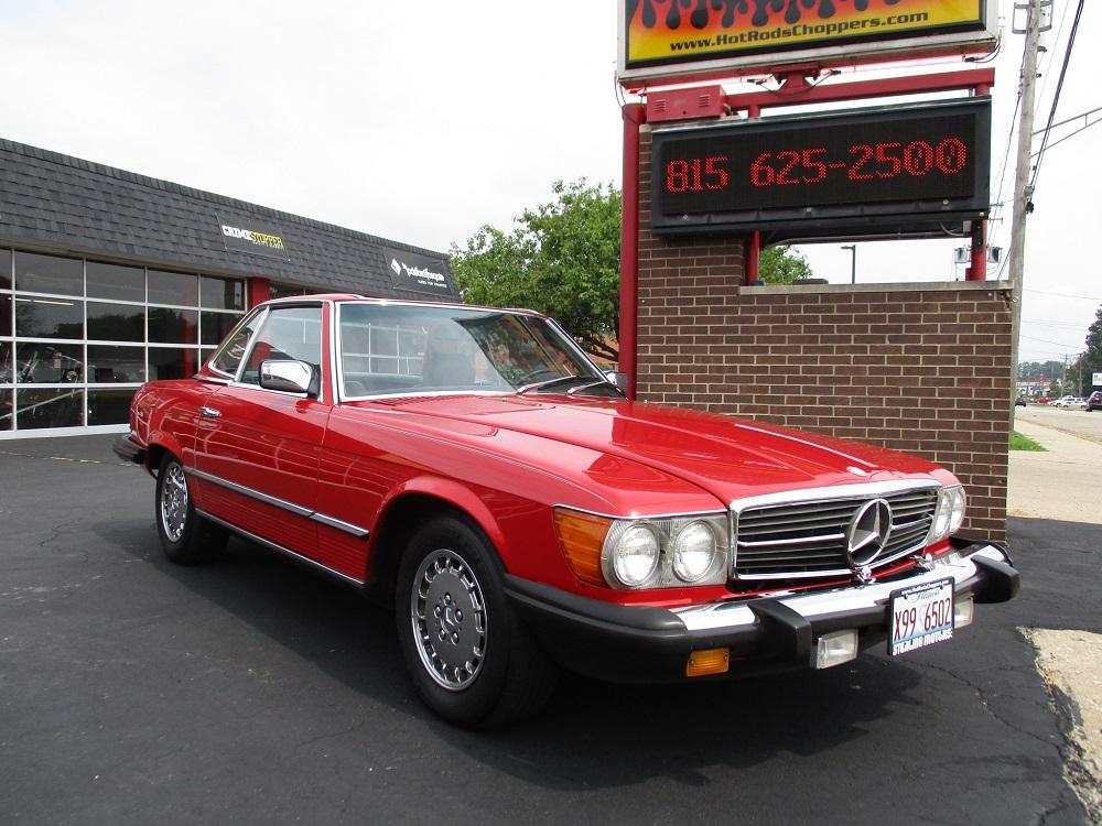 85 Mercedes Convertible 003.JPG