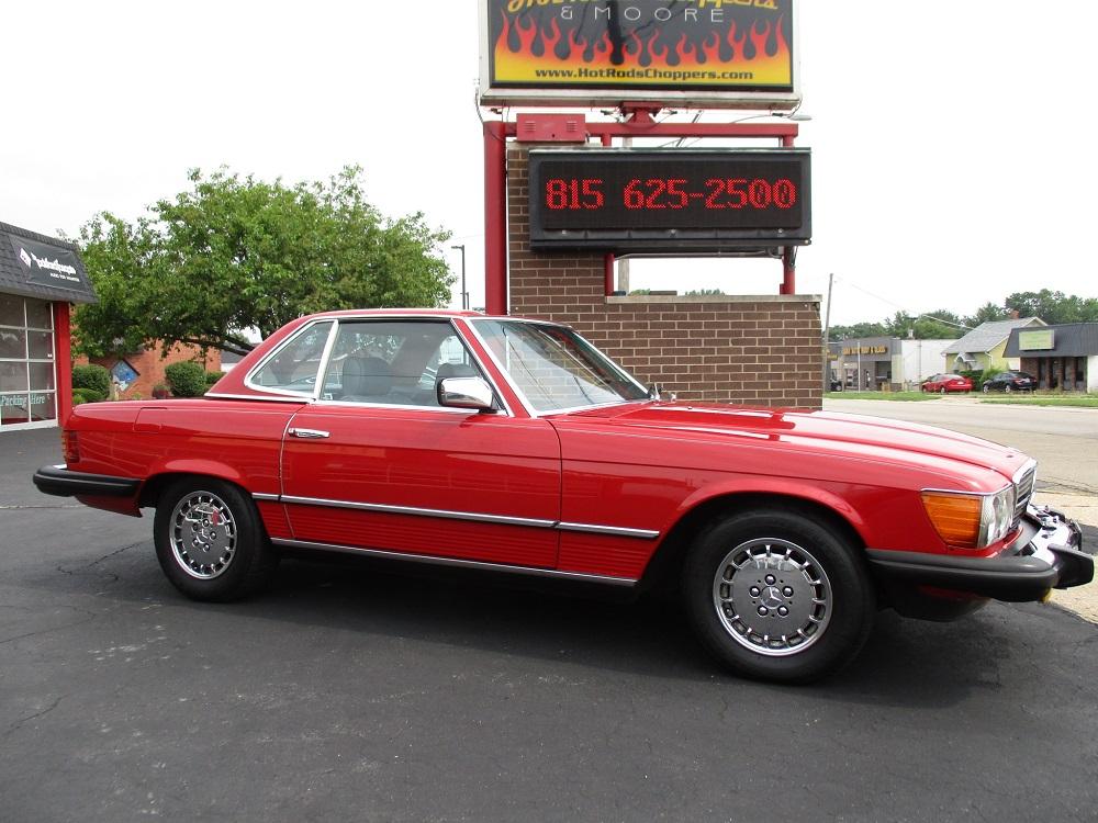85 Mercedes Convertible 004.JPG