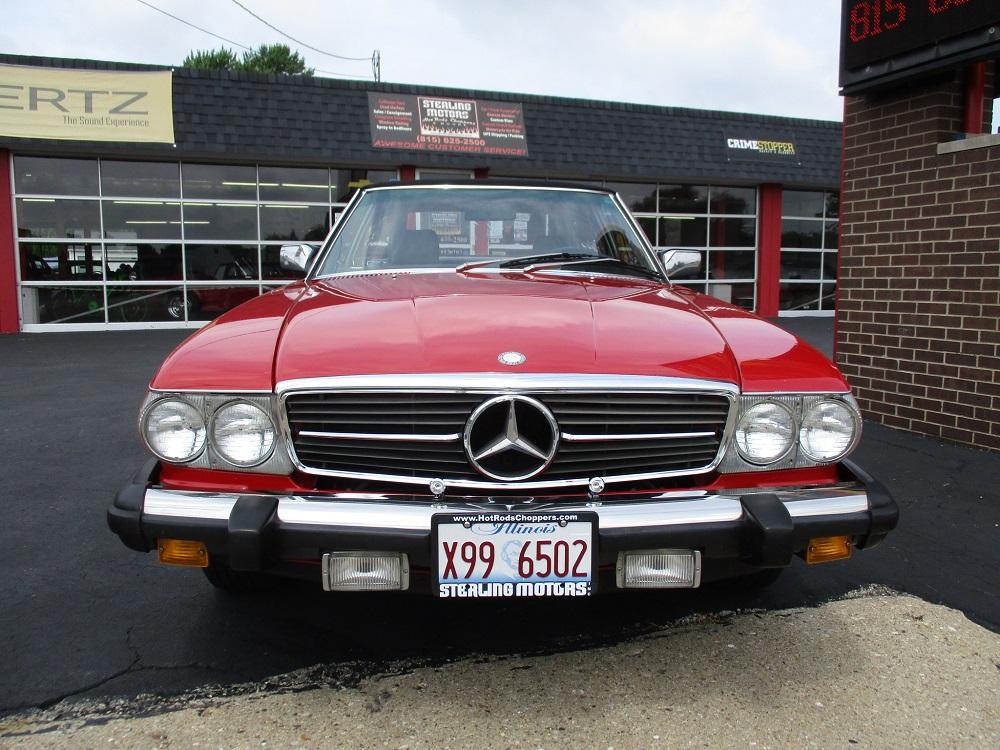 85 Mercedes Convertible 012.JPG