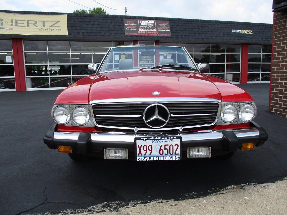 85 Mercedes Convertible 024.JPG