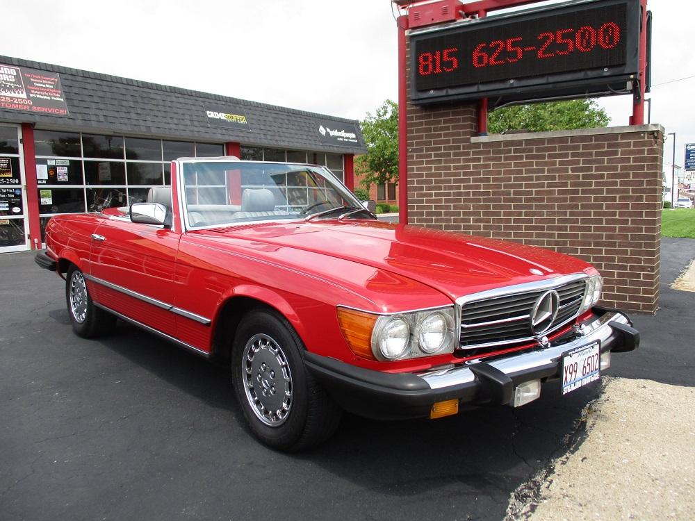 85 Mercedes Convertible 025.JPG