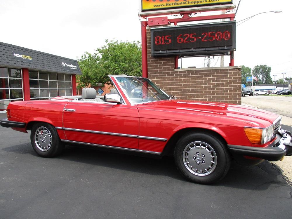 85 Mercedes Convertible 026.JPG