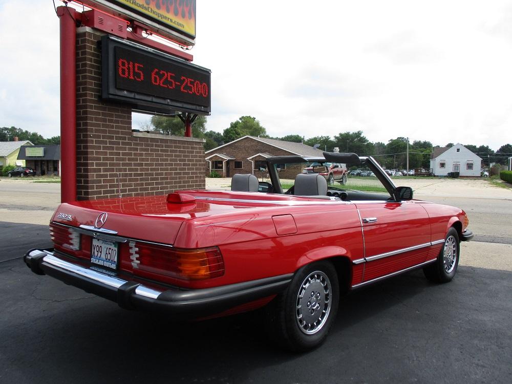 85 Mercedes Convertible 029.JPG