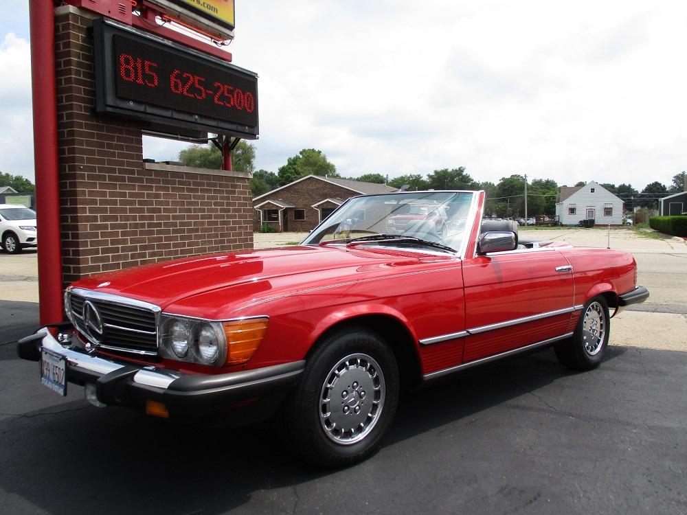 85 Mercedes Convertible 036.JPG