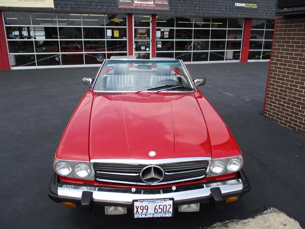 85 Mercedes Convertible 038.JPG