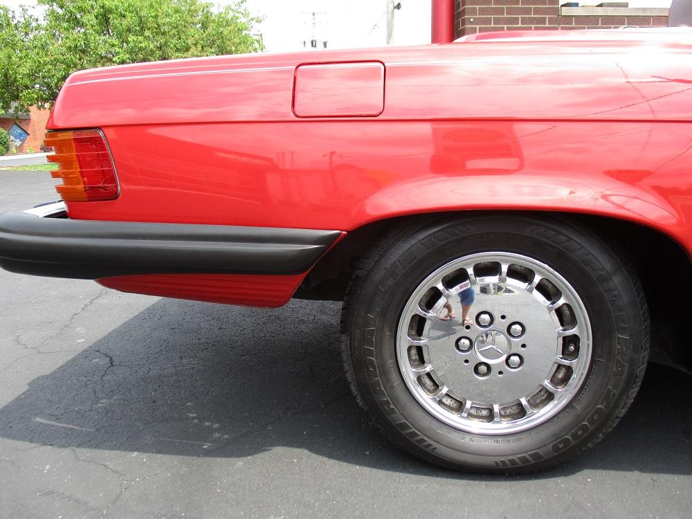 85 Mercedes Convertible 043.JPG