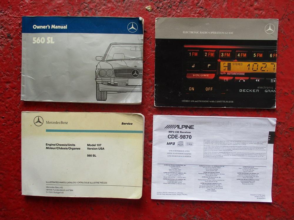 86 Mercedes 560SL 069.JPG
