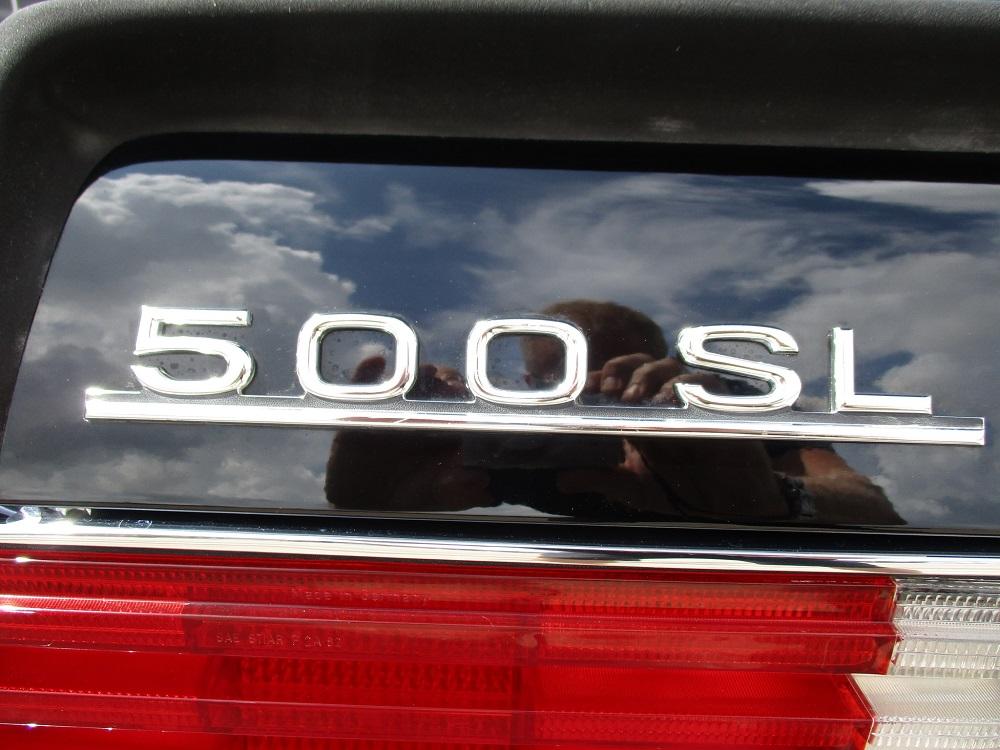 1985 Mercedes 500SL 071.JPG