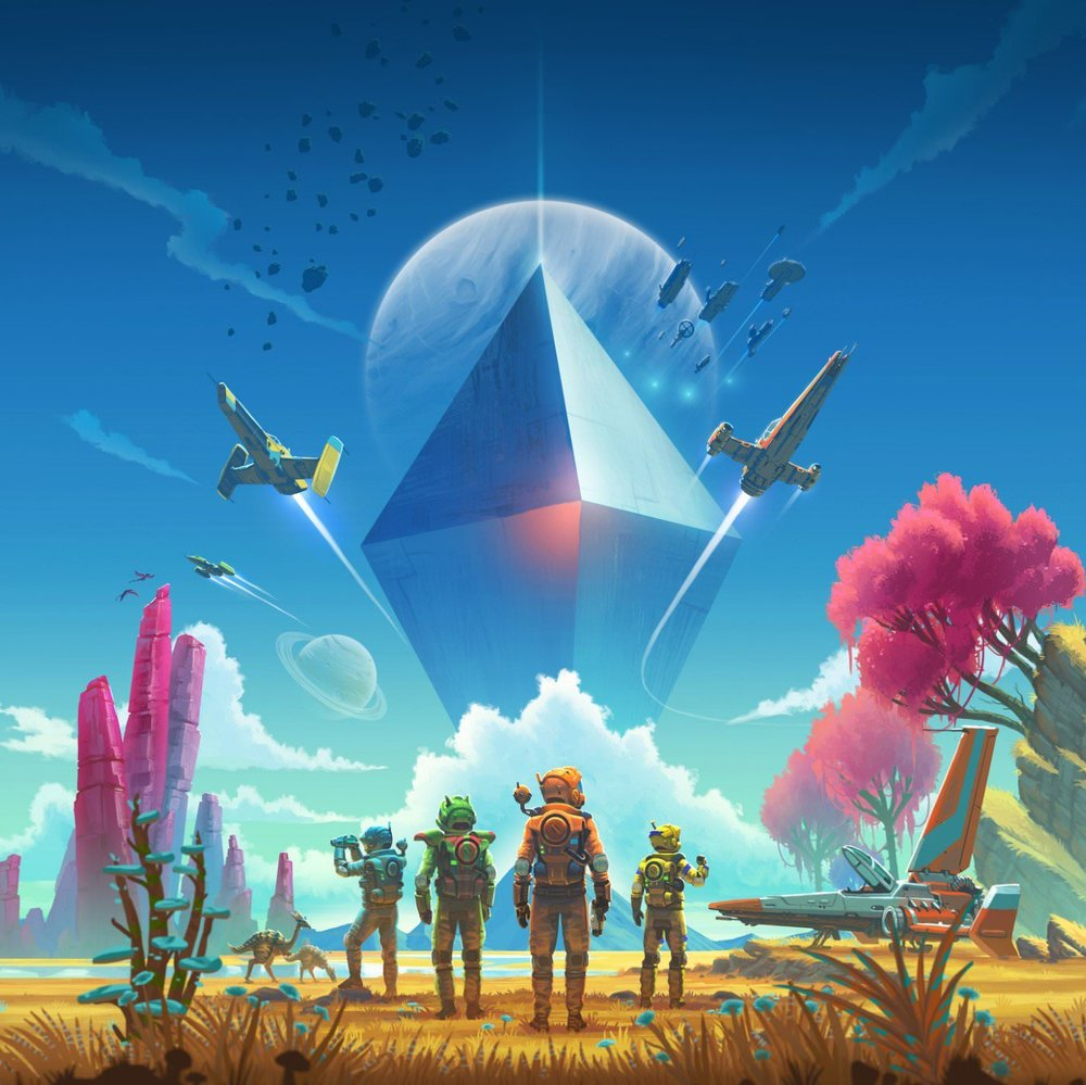 "No Man's Sky: Atlas Rises / NEXT  (Hello Games)   ""We've worked with Greg on a number of occasions, primarily working with the team to create written content for No Man's Sky. It was very obvious from the outset that Greg cares enormously about what he does, and it shows through in what he produces and how he works with the team. He took the time to understand the No Man's Sky fanbase and really got to the heart of what they wanted from the game's story. His passion and hard work under pressure made him a key part of being able to deliver a large, story-driven update for No Man's Sky in a very short amount of time.""    - Hello Games"