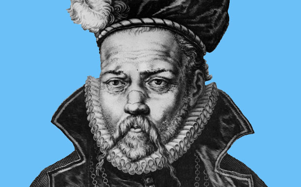 Tycho Brahe: The Astronomer With A Drunken Moose -