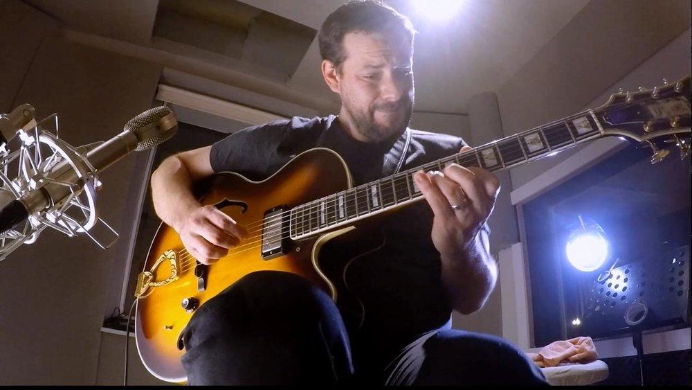 Eric Hoffbauer solo recording