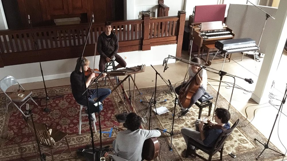 Jeremy Kittle quintet