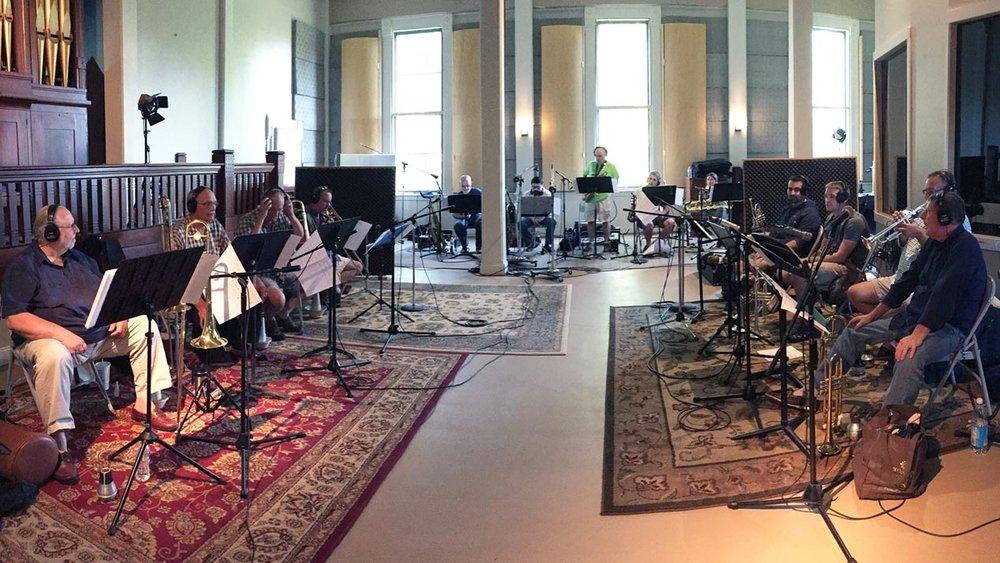 New England Jazz Ensemble - 20 Piece Big Band