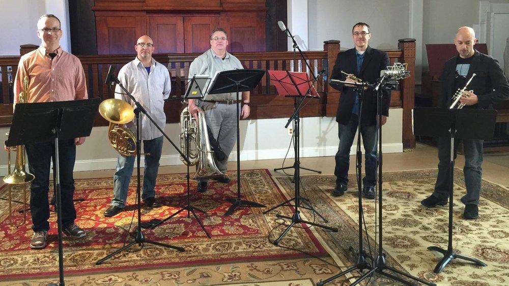 Atlantic Brass Quartet