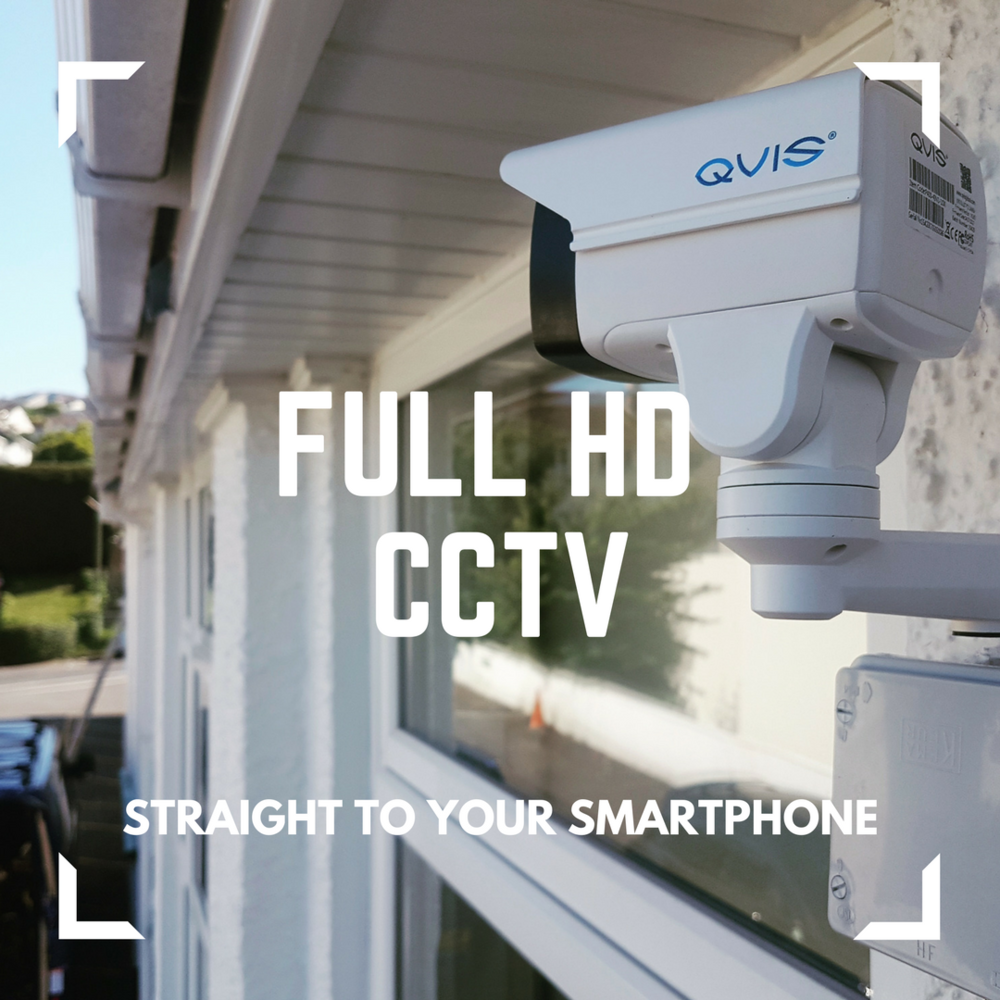 CCTV, Commercial CCTV, Security Cameras, Camera, Devon, Installer.