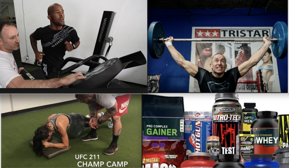 """The vast majority of a fighter's career unfolds in the gym, not the ring or the cage….To find a compelling narrative and uncover the real story, we must dig into training camps and specifically the strength and conditional workout to find out what kind of fighter we are dealing with.""                          Kevin Scanlon, CSCS Strength and Conditioning Specialist     ""The fight is the easy part. The training and the lifestyle is the hard part.""                          Michael Bisping, Believe You Me Podcast (43:18 of Episode 006 ""Manipulate the Towel."""