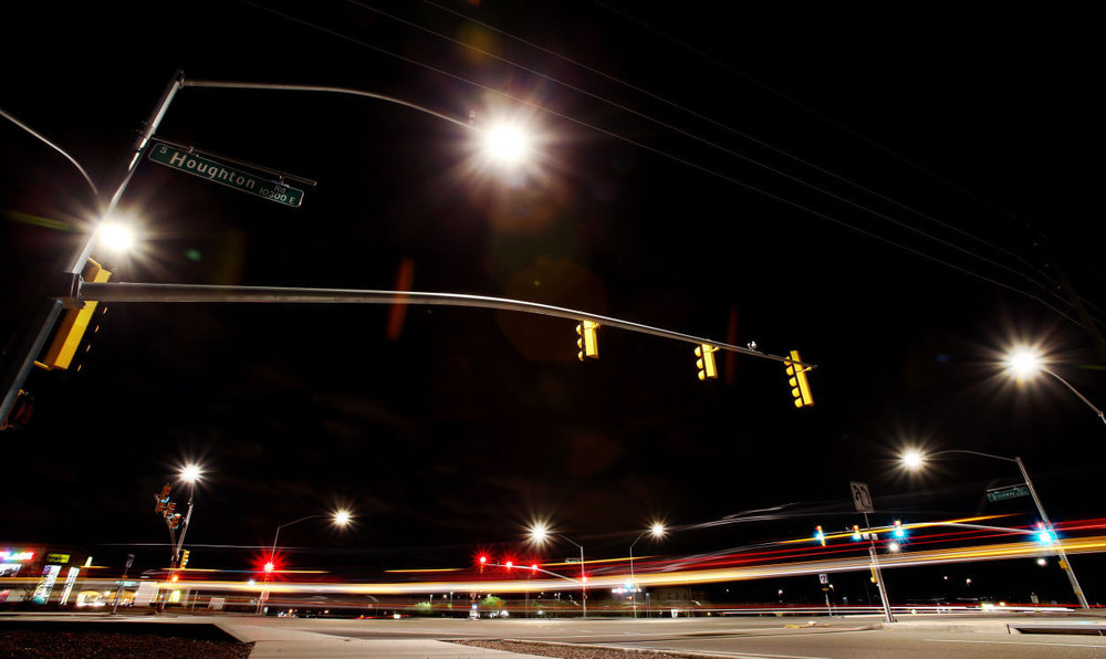 Preliminary Audits and Lighting Upgrades for the City of Tucson -
