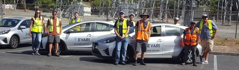 Street Light Audit Team