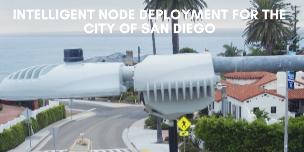 Intelligent Node Deployment, City of San Diego GIS Support