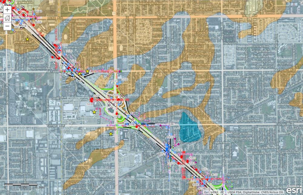 CAD-GIS Integration