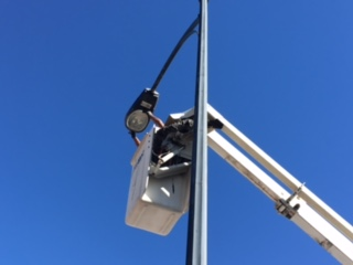 San Diego LED Lighting Conversion