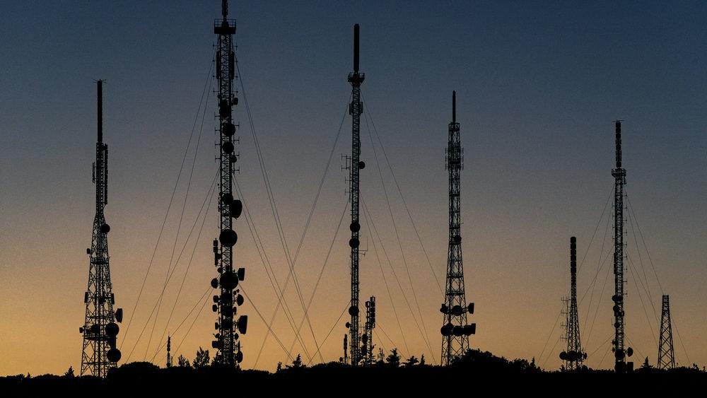 Telecommunications 5G