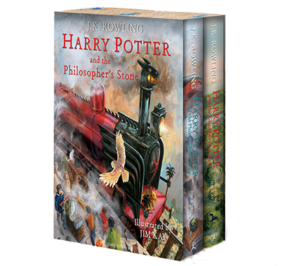 Harry Potter Illustrated Edition